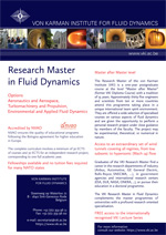 Research Master in Fluid Dynamics