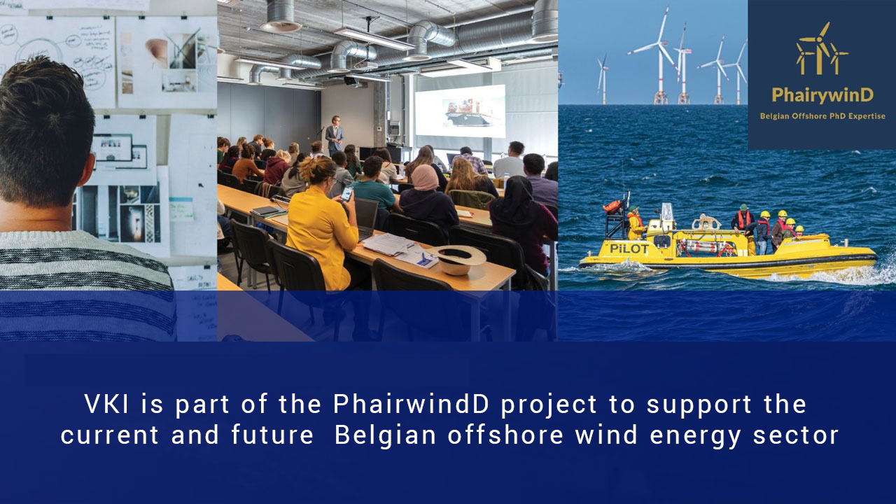 VKI is part of the PhairywinD project