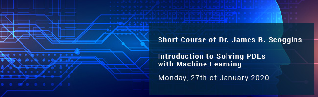 Short Course on Introduction to Solving PDEs with Machine Learning