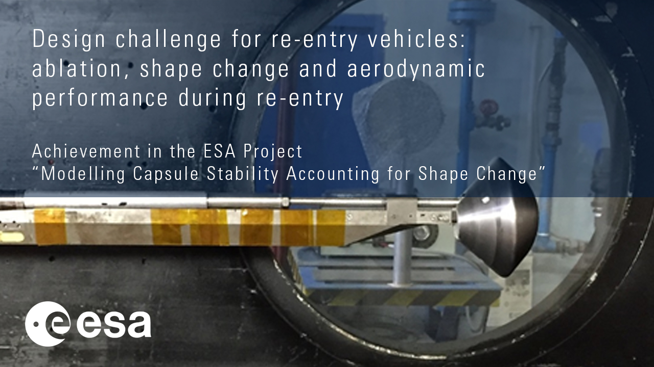 ESA project Castashape