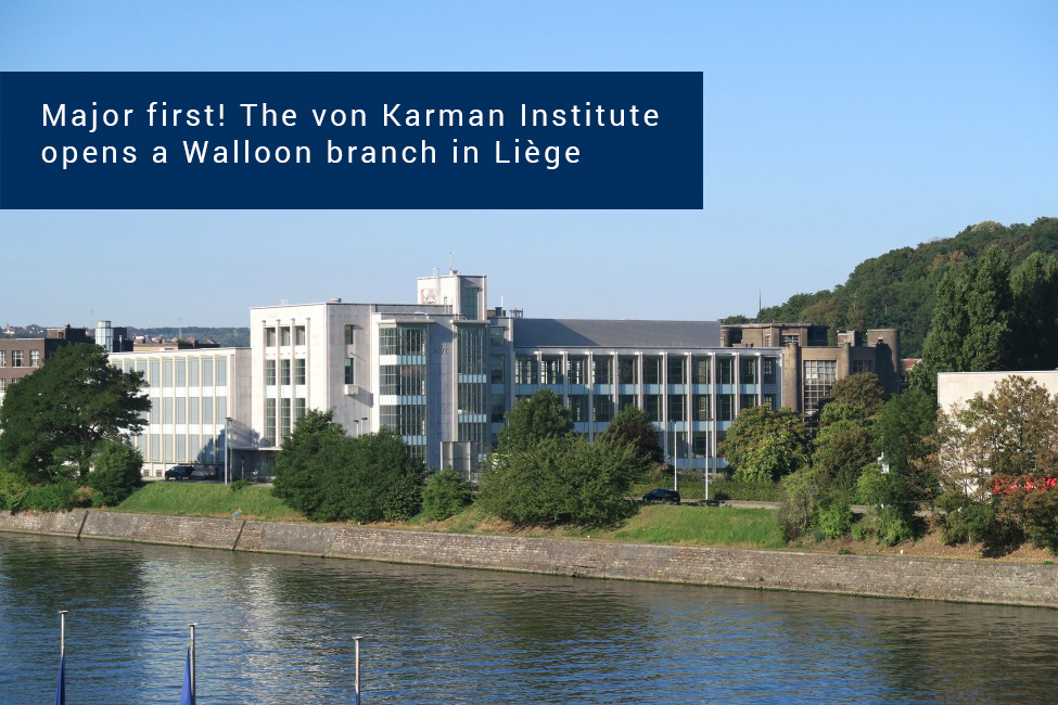 Creation of a VKI Walloon Branch in Liège