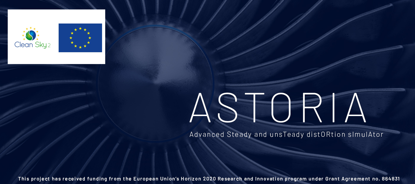 Astoria - Advanced Steady and unsTeady distORtion sImulAtor