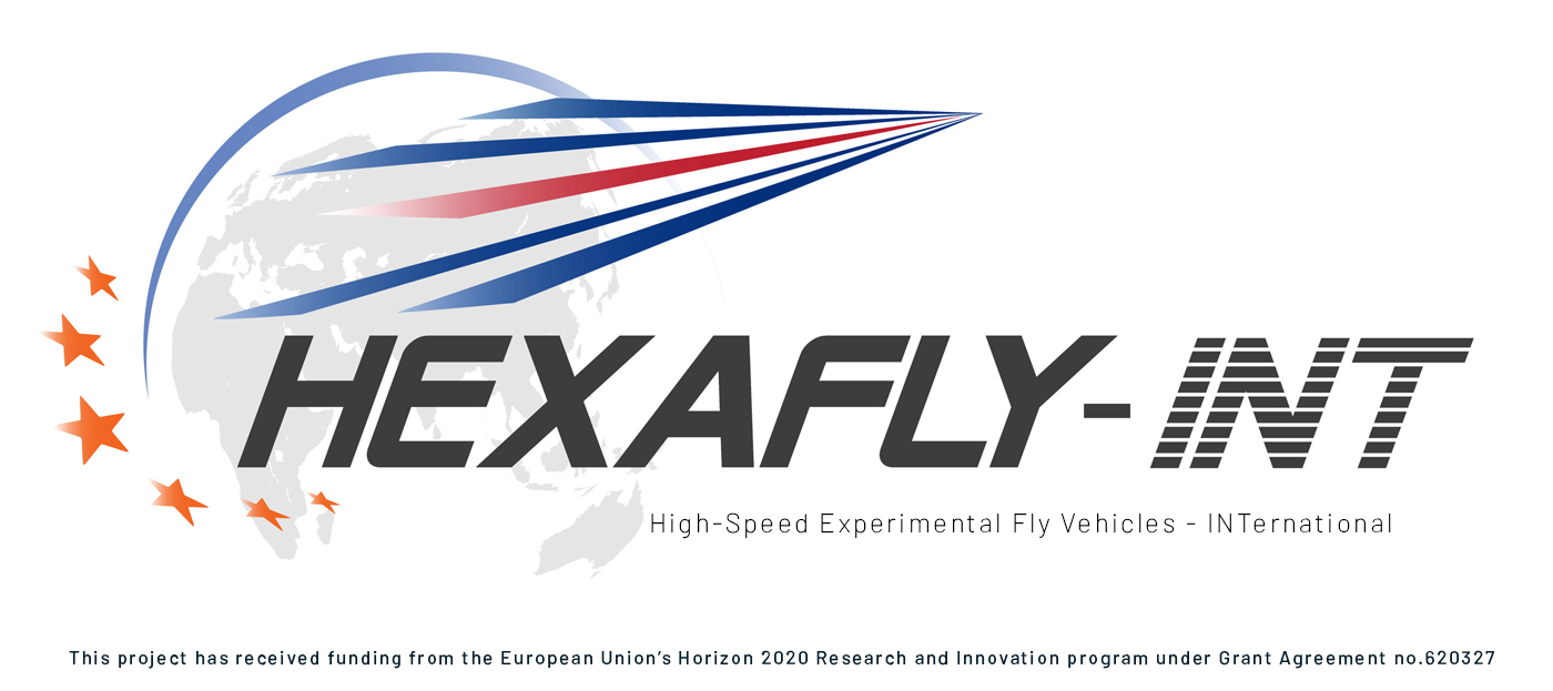 H2020 HEXAFLY-INT: High-Speed Experimental Fly Vehicles - International